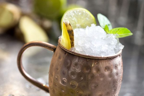 cocktail migliori, moscow mule