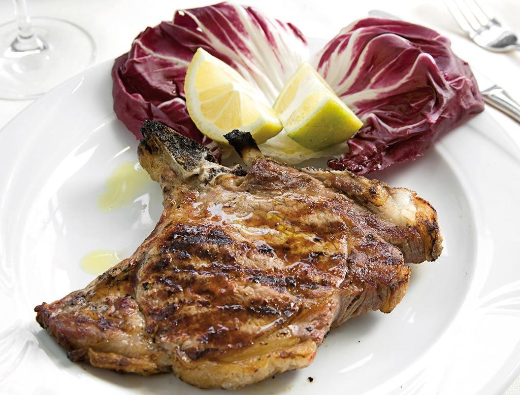 bistecca ai ferri, ristoranti riccione, migliori ristoranti a riccione, da lele riccione