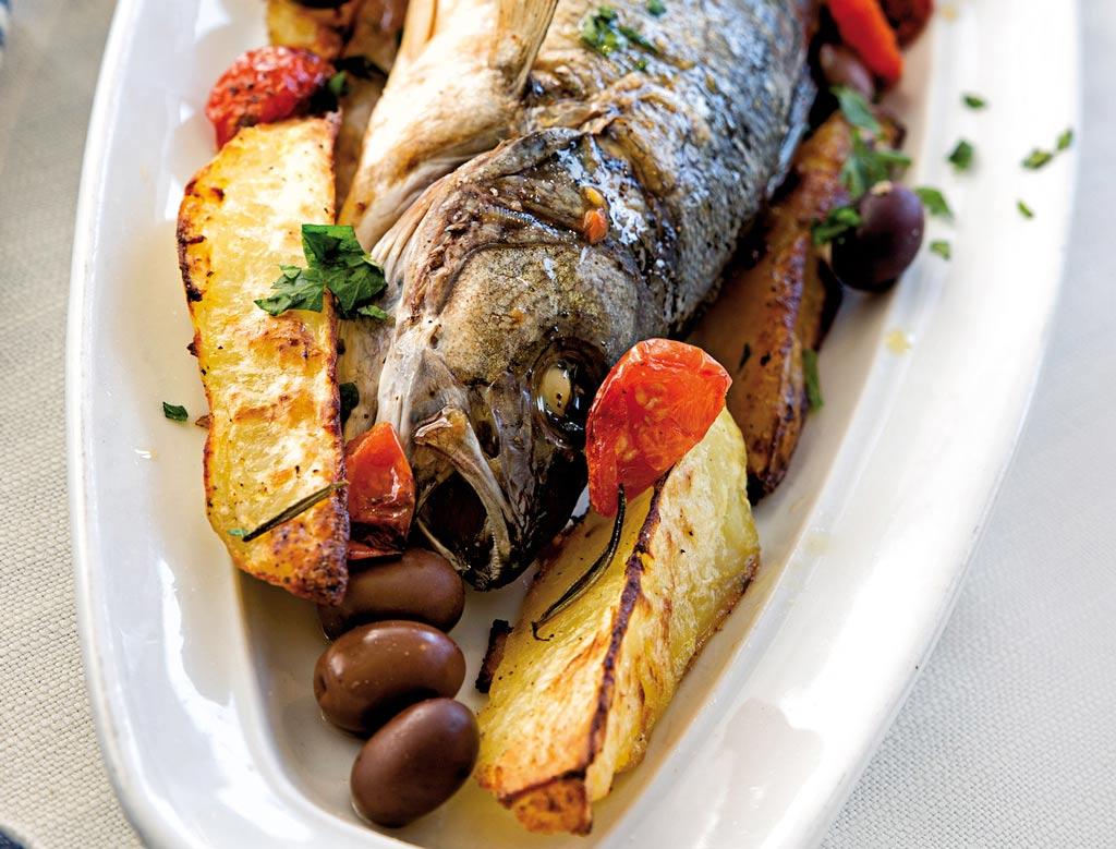 branzino, menu di pesce, ristoranti pesce riccione, da lele riccione
