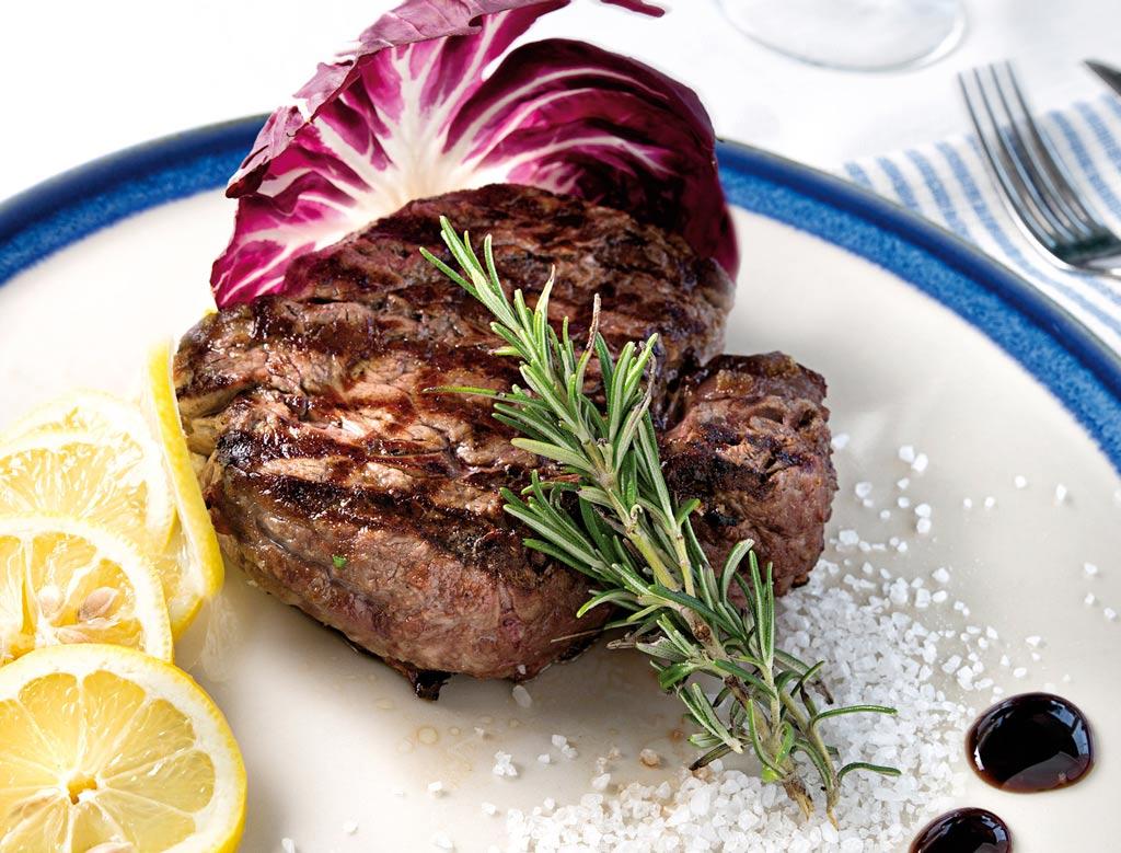 filetto al pepe verde, ristoranti riccione, migliori ristoranti a riccione, da lele riccione, menu di carne