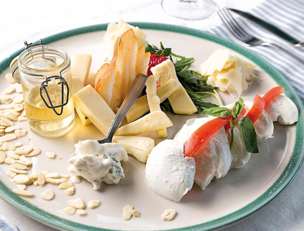 formaggi, formaggi misti, menu di carne, ristoranti riccione, migliori ristoranti a riccione, da lele riccione