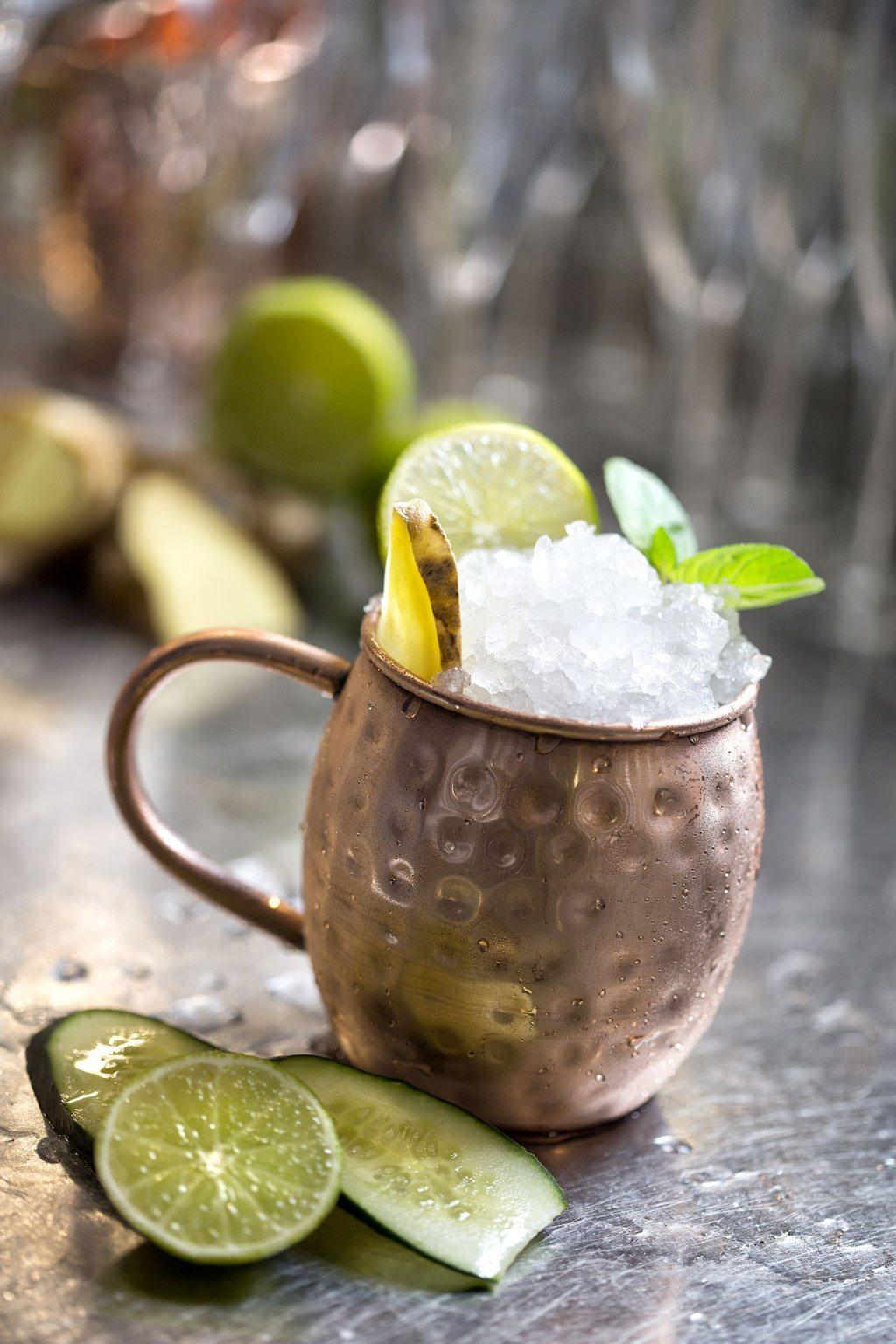 moscow mule, cocktail migliori, cocktail da lele, da lele riccione