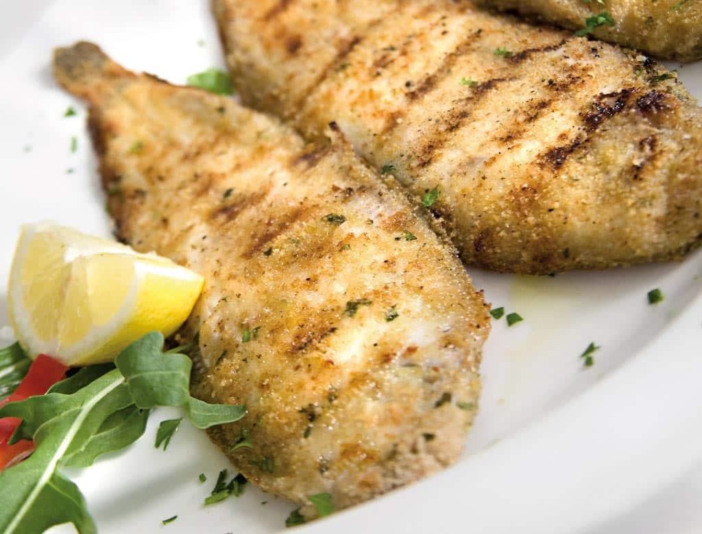sogliole, menu di pesce, ristoranti pesce riccione, da lele riccione